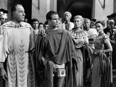 Marlon Brando in Giulio Cesare