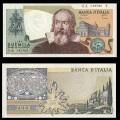 Lire 2000 Galileo Galilei-11