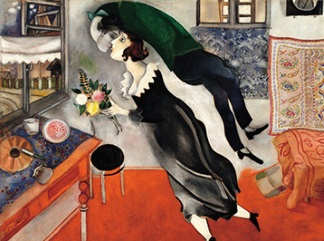 chagall compleanno