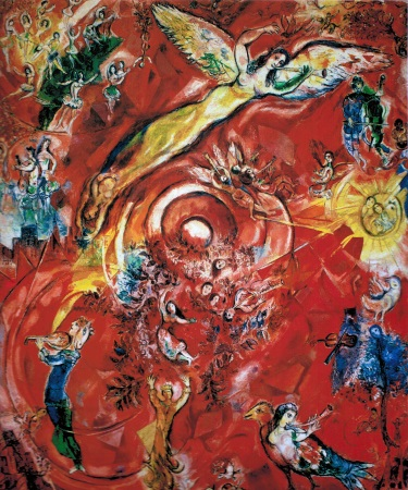 chagall musica