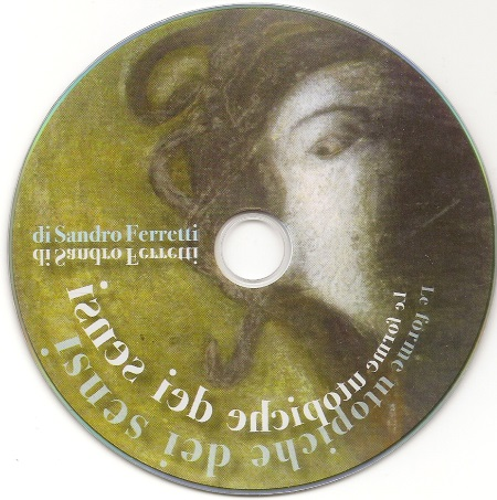 dvd-sandro-ferretti forme-utopiche-sensi