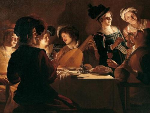 cena-con-suonatore-di-liuto