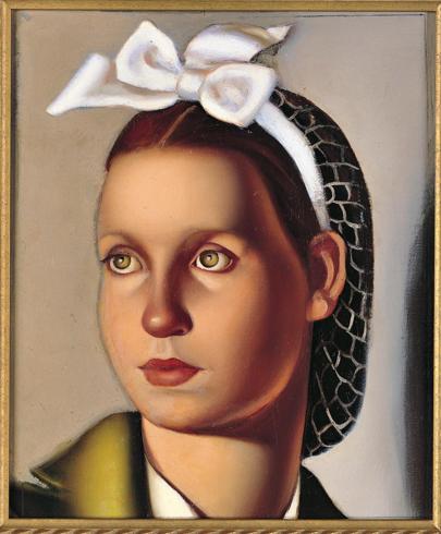 lempicka portrait-louisianne-kuffner