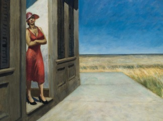 hopper south-carolina-morning-1955