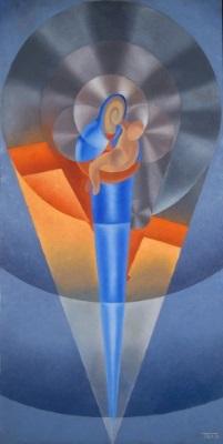 Bruno-Tano-La-Madonna-dellala-1931