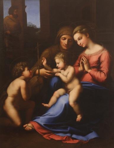 Madonna del divino amore Jesi
