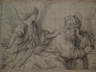 Un Angelo appare ad Elia