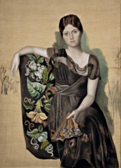 ritratto-di-olga-in-poltrona-1918