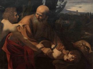 Sacrificio di Isacco 1603