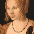 durer ritratto-di-una-giovane-veneziana