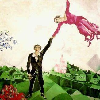 marc-chagall-la-passeggiata-1917 326-325