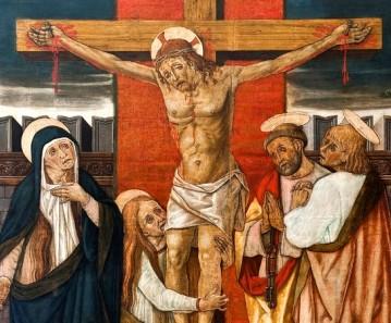 V Crivelli Crocifissione