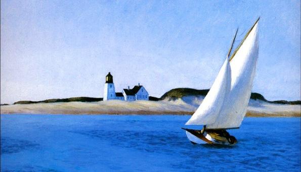 Edward Hopper, La lunga tratta